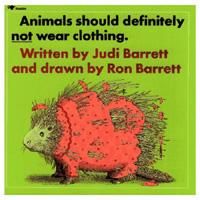 Animals Should Definitely Not Wear Clothing.