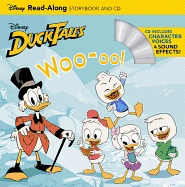 Ducktales: Woo-Oo! [With Audio CD] ( Read-Along Storybook and CD )