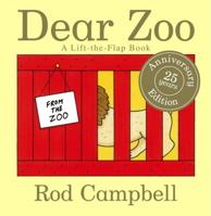 Dear Zoo: A Lift-the-Flap Book ( Dear Zoo & Friends )