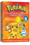 The Complete Pokemon Pocket Guide, Vol. 1: 2nd Edition ( Pokemon #1 )