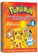 The Complete Pokemon Pocket Guide, Vol. 1: 2nd Edition ( Pokemon #1 )