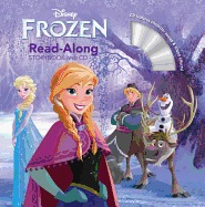 Frozen Read-Along Storybook and CD [With CD](Disney Frozen)