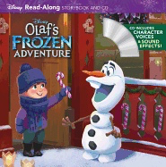 Olaf's Frozen Adventure [With Audio CD] ( Disney Storybook and CD )