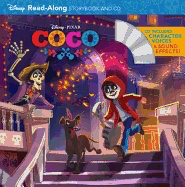 Coco [With Audio CD] ( Read-Along Storybook and CD )
