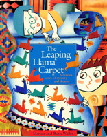 The Leaping Llama Carpet (Little Ark Book (Sydney, N.S.W.).)